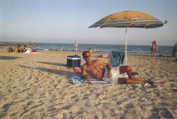 ut of beach