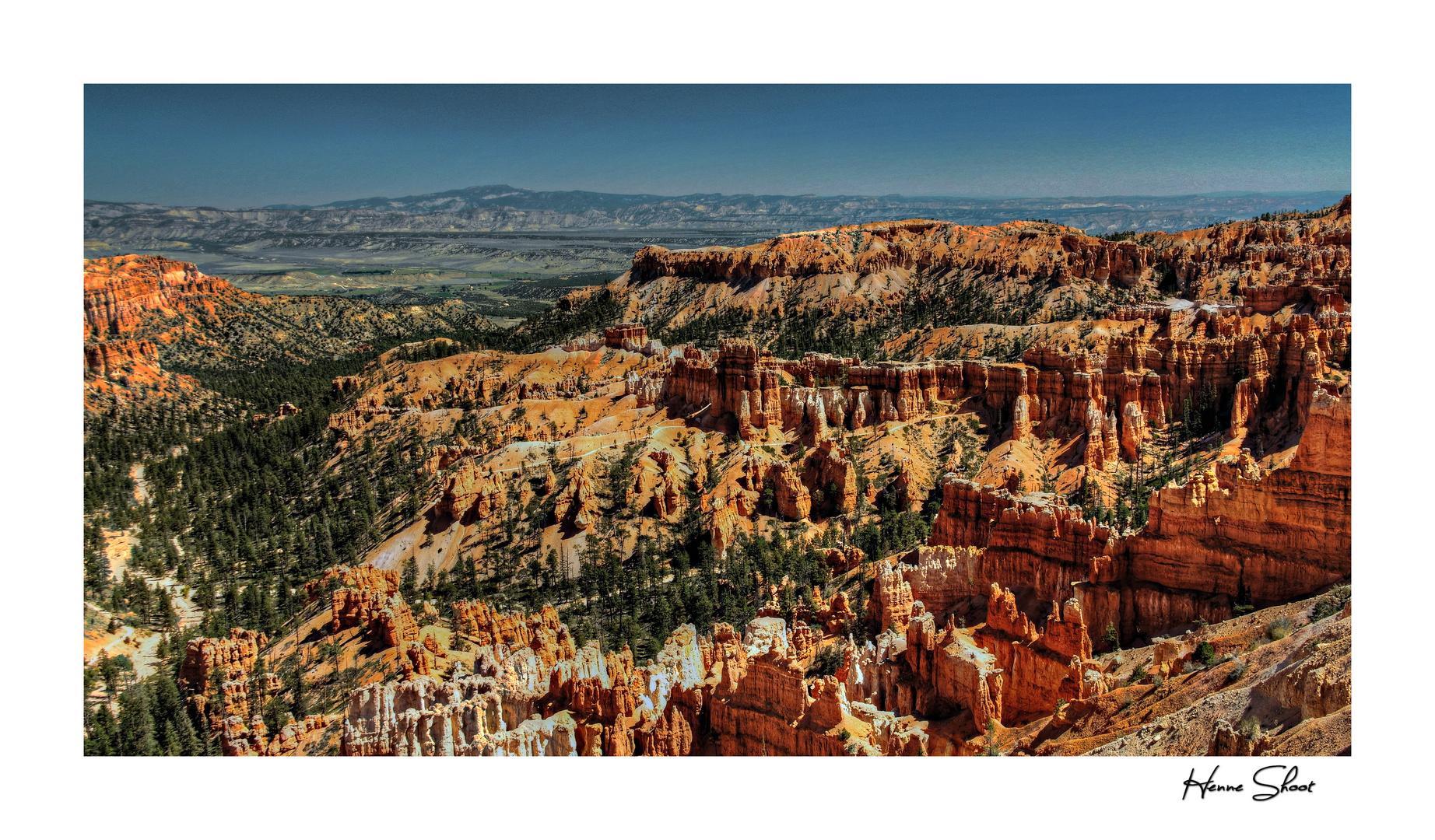 Utah - Bryce Canyon 2012