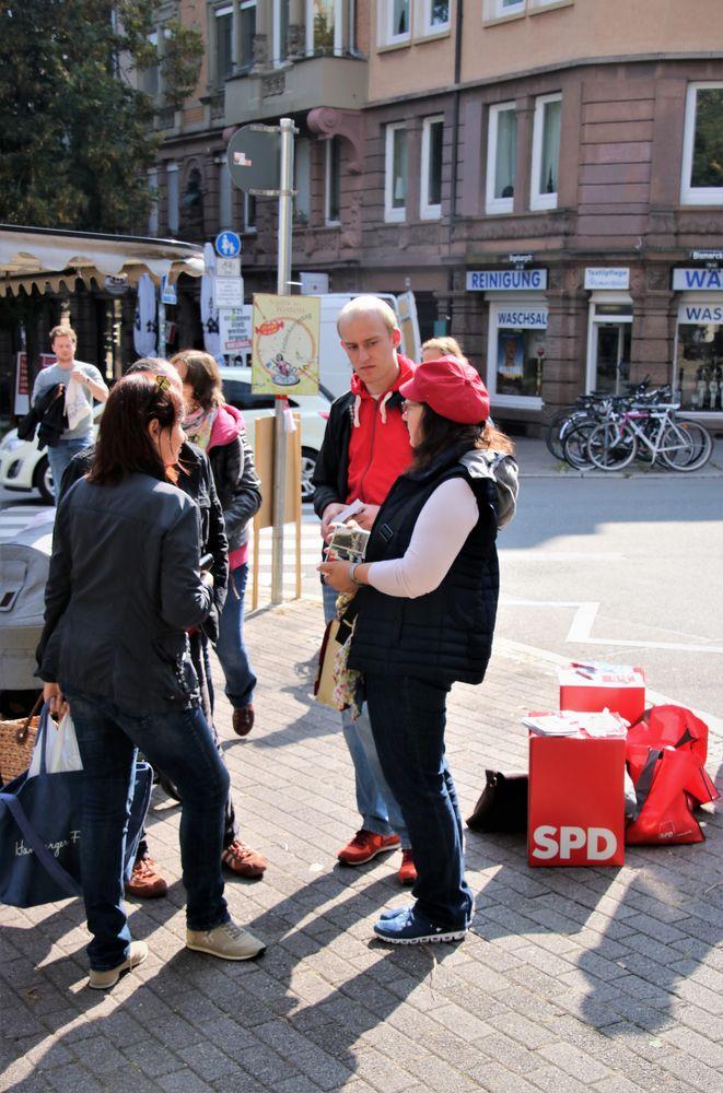 Ute Vogt SPD Stgt 23-09-17