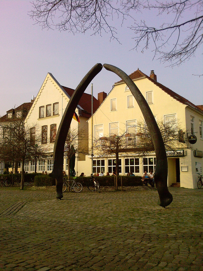 Utkiek in Bremen-Vegesack