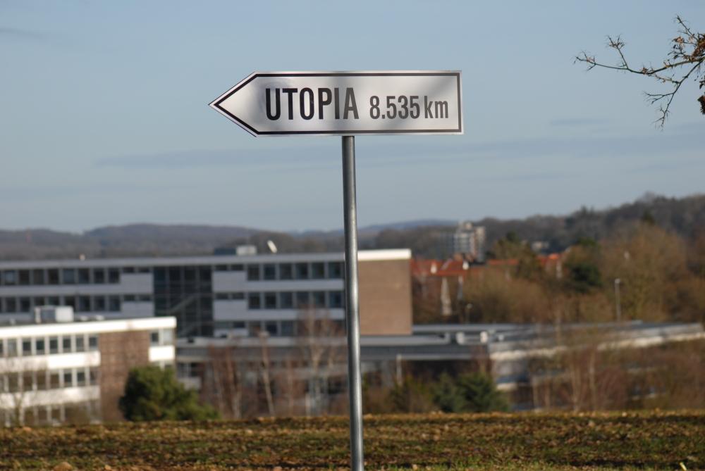 Utopia ist weit...
