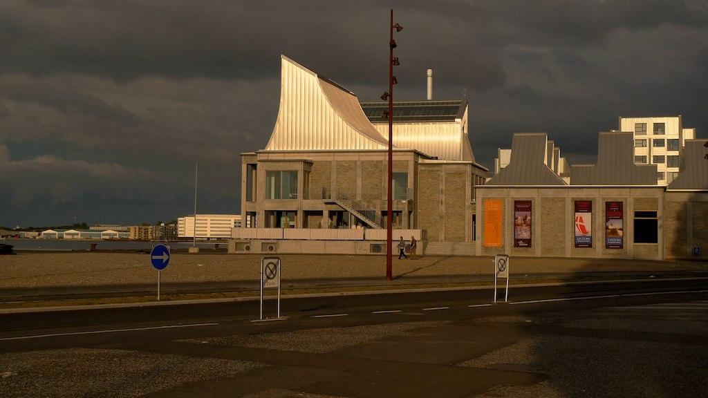 Utzon Center, Aalborg, Dänemark