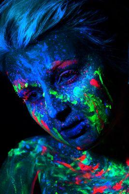 UV-Licht Shooting