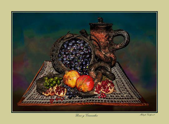 Uvas y Granadas