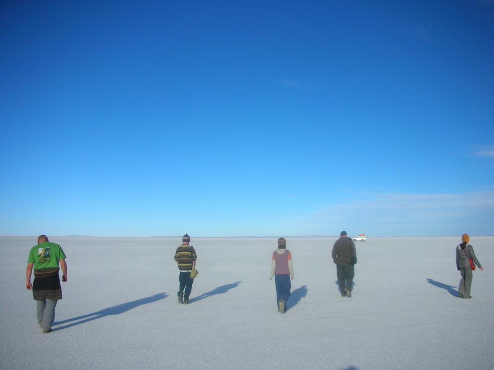 Uyuni`s Salt Flat
