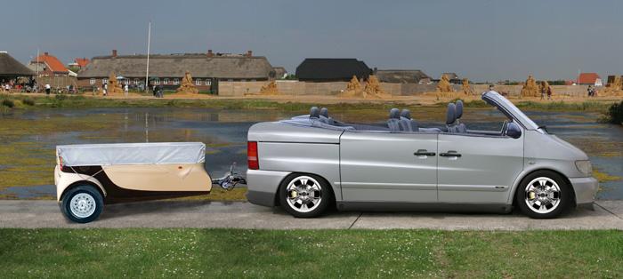 V-Klasse Cabrio
