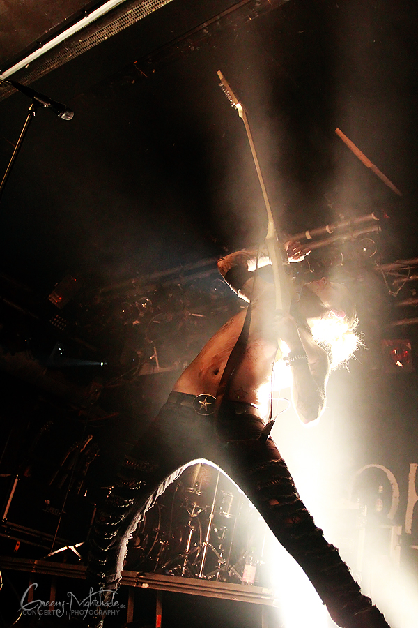V Lord Of The Lost @ Colos-Saal, Aschaffenburg 20.09.2013