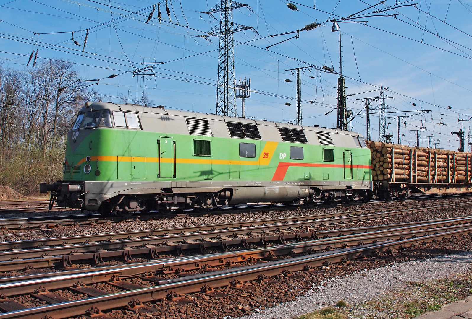 V180, DP 25  ex  WAB 25