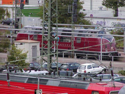 V200 in Hanau