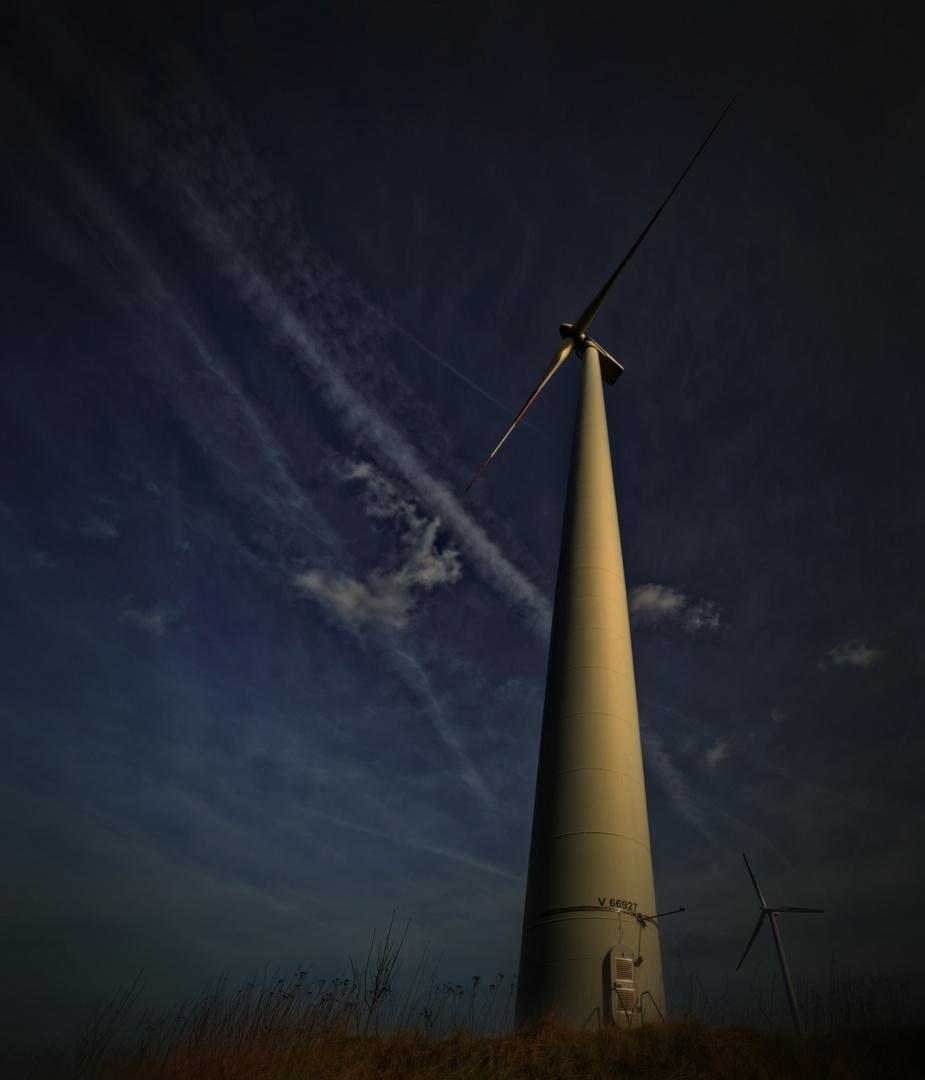 V66927 hart am Wind
