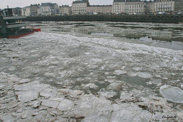 Va-t-on revoir la Loire gelée ?