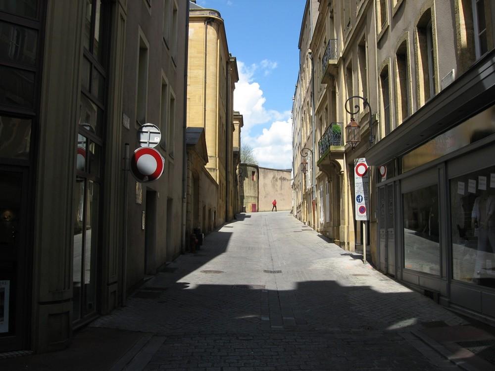 Vacances 2008 Metz
