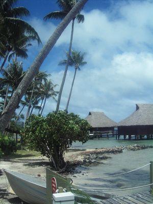 vacances à Bora Bora