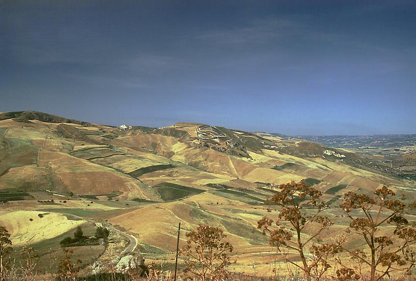 Vaccarizzo - Die Kornkammer Roms - auf Sizilien XXX