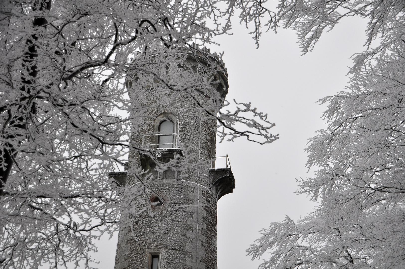 Väterchen Frost in Thüringen