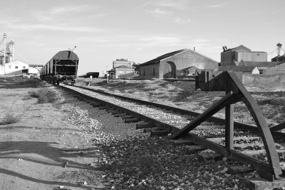 Vagón de Tren