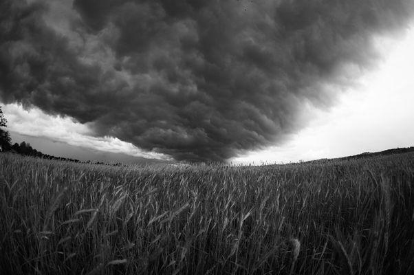 vague d orage