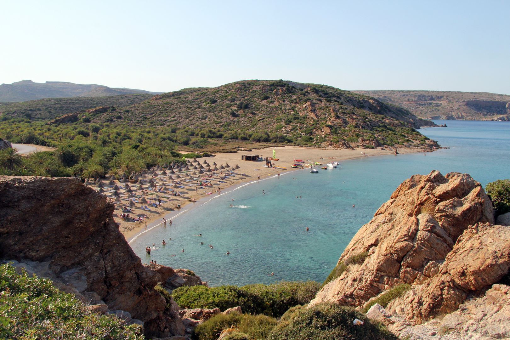 Vai, Kreta