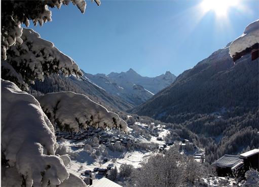 Val D'aniviers St-Jean Valais