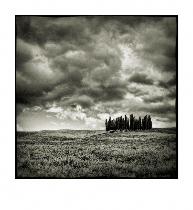 Val d'Orcia # 8