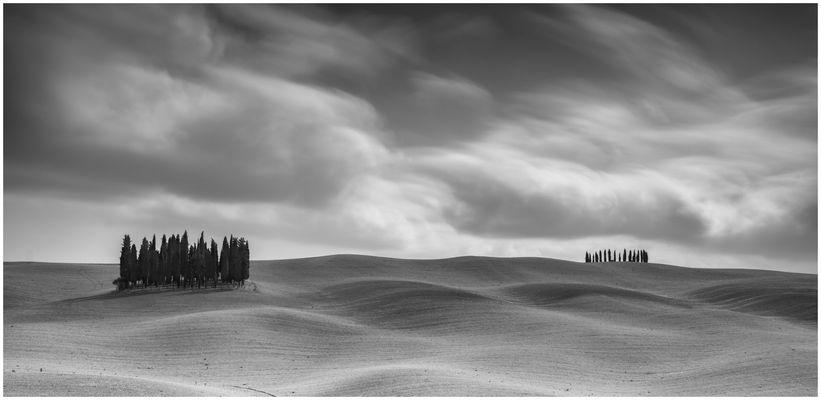 - Val D'Orcia -