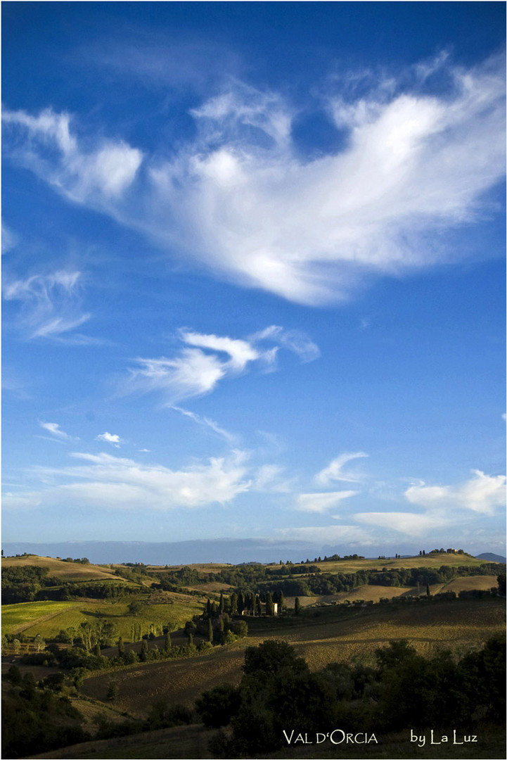 Val d'Orcia II