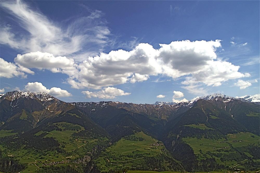 Val Lumnezia (GR/CH) II