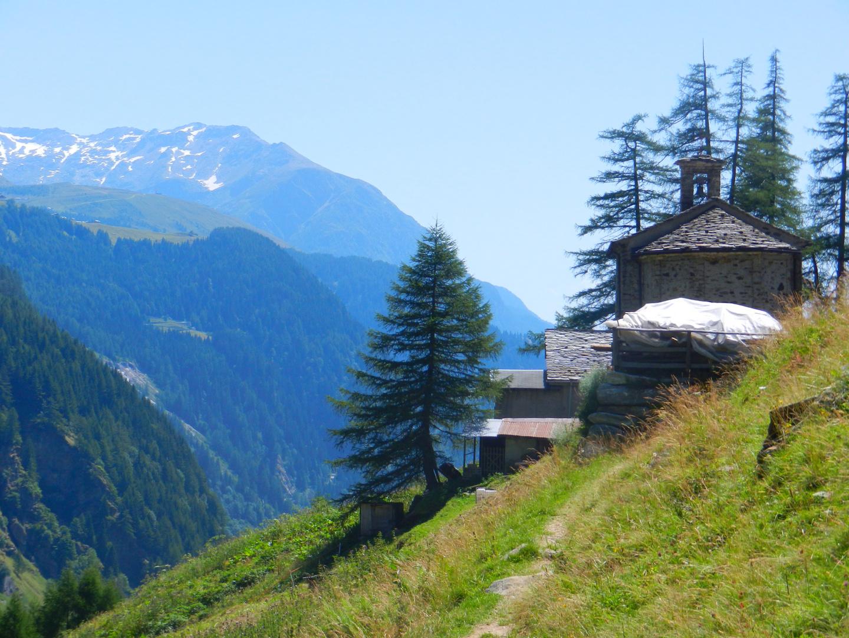 Val San Giacomo in Lombardia