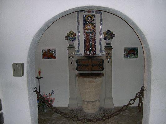 Valberg chapelle