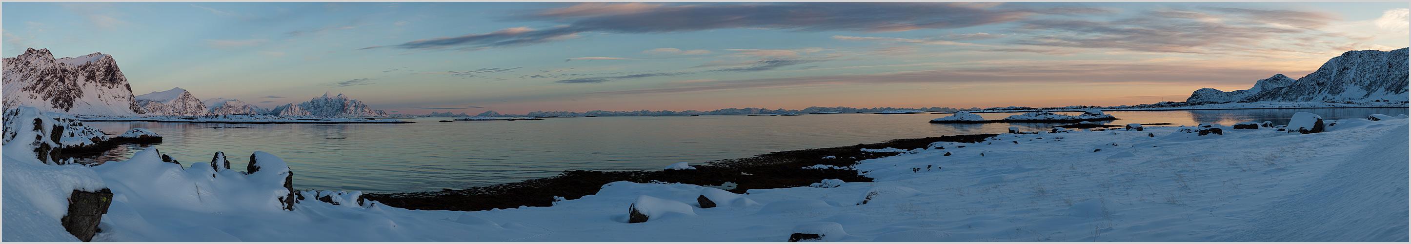 Valberg Sunset