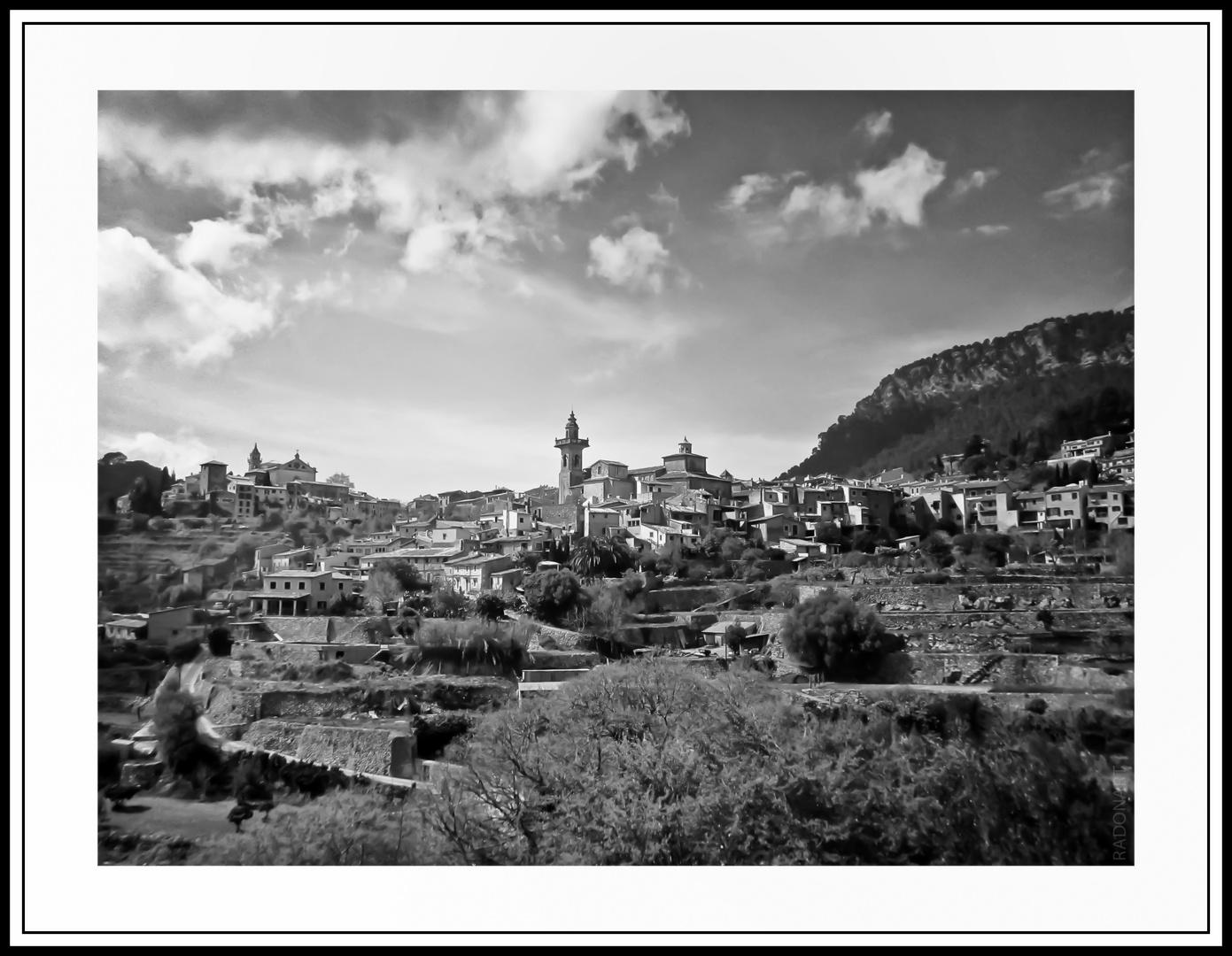 Valdemossa auf der Insel Mallorca