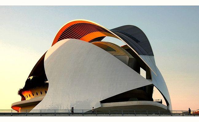 Valencia - CAC - Palau de les Arts Reina Sofía