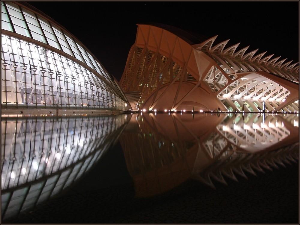 Valencia, Ciudad de las Artes y las Ciencias 2