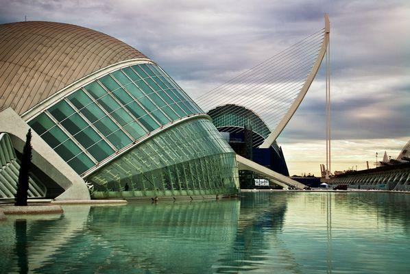 Valencia - Ciutat de les Arts i les Ciències