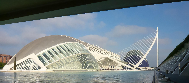 Valencia, parque de las ciencias