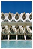 """Valencia, """"Stadt der Künste und der Wissenschaften"""" I"""