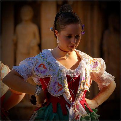 Valencian Dancer
