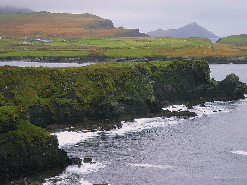 Valentia Island View