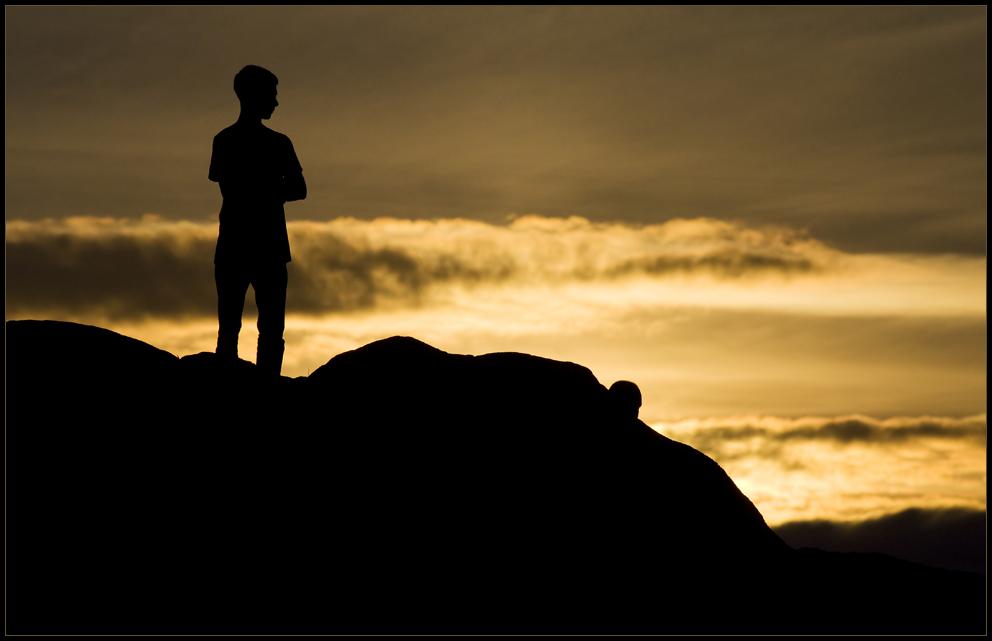Valentin on the Rocks