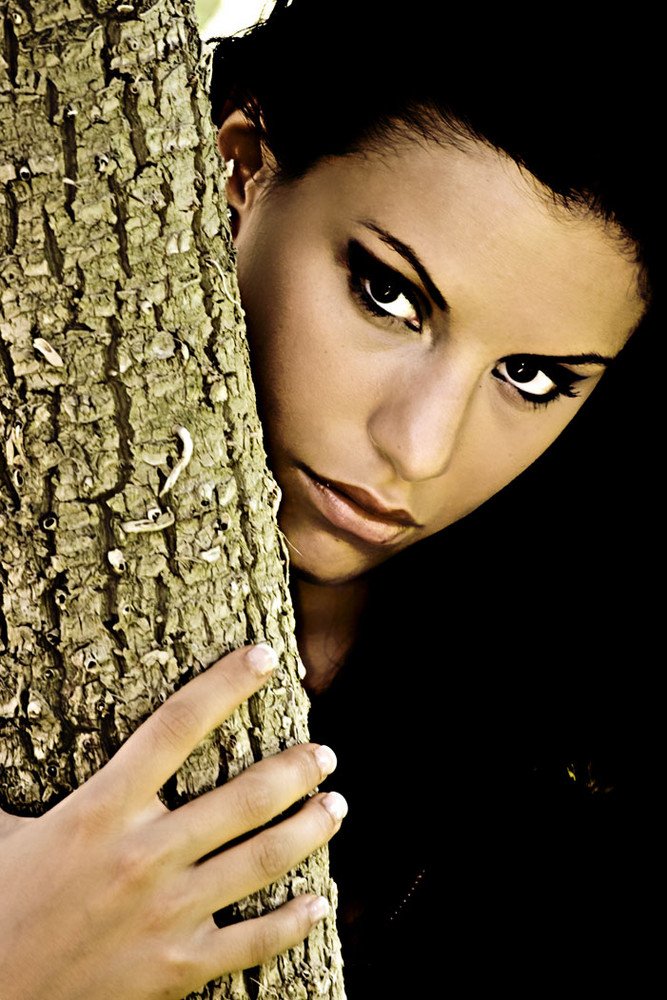 Valentina's look