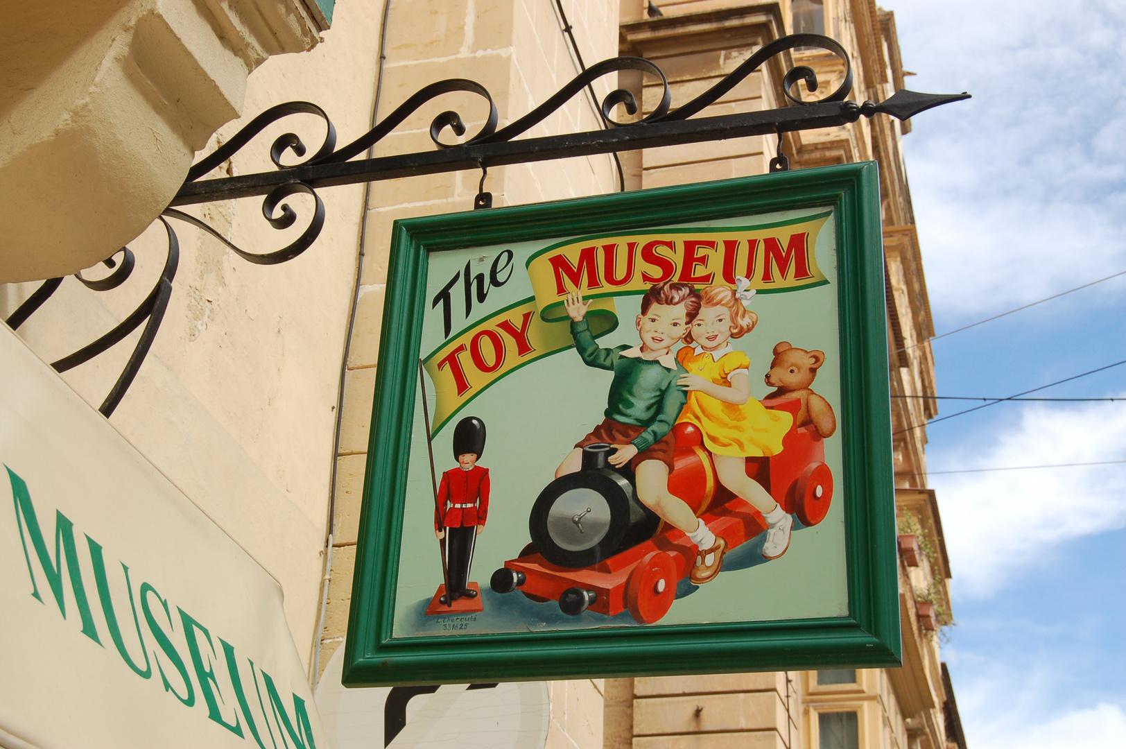 """Valetta / Malta """"Toy Museum"""""""