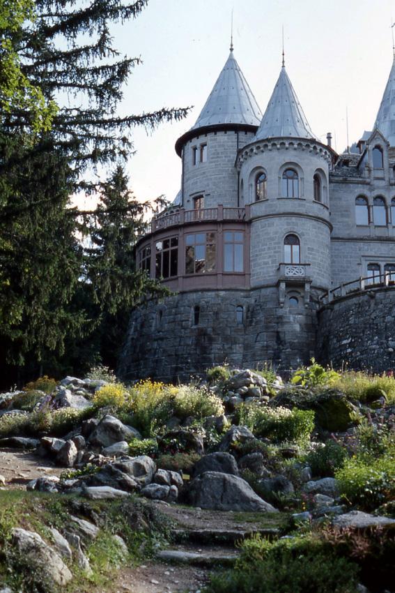 Valle d'Aosta, Castello di Margherita di Savoia