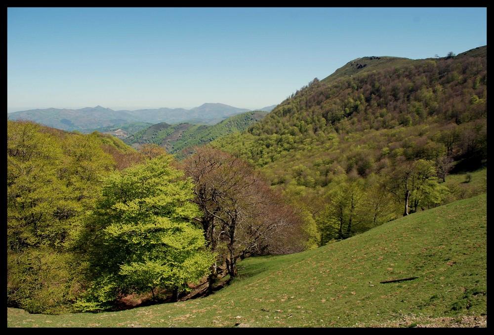 Valle de Baztan Navarra