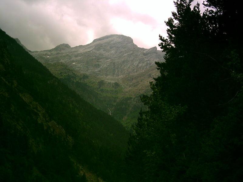 valle de bujaruelo, pirineos