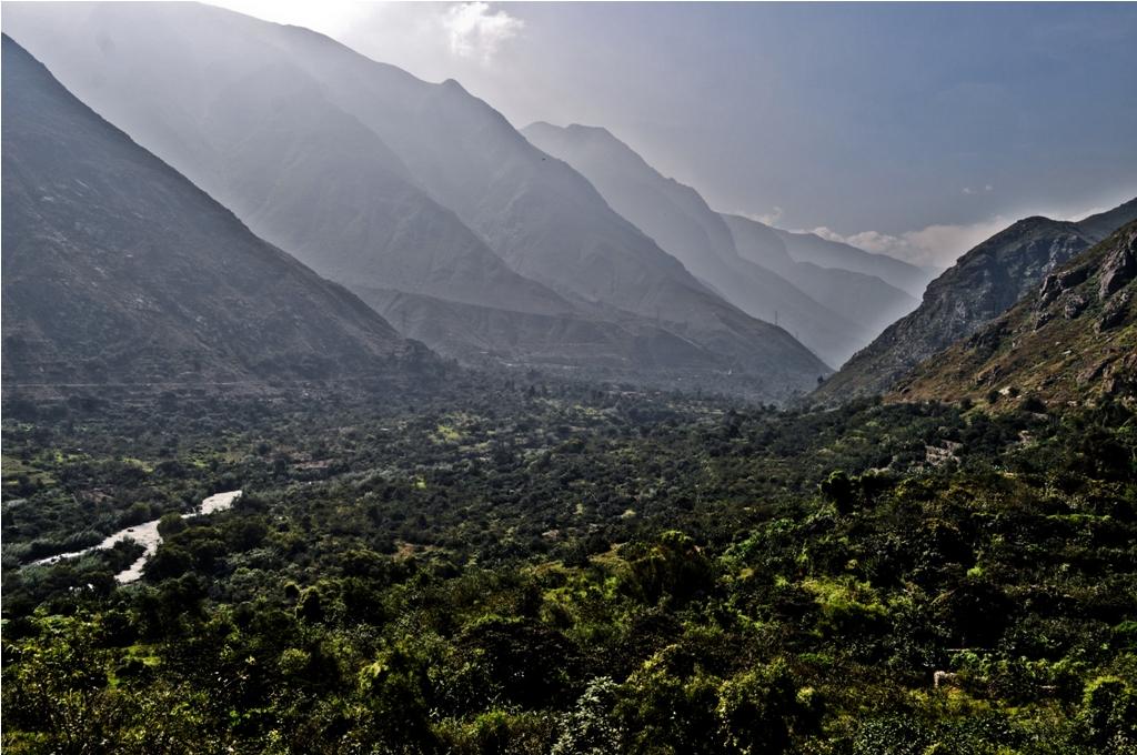 Valle de Callahuanca - Huarochirí