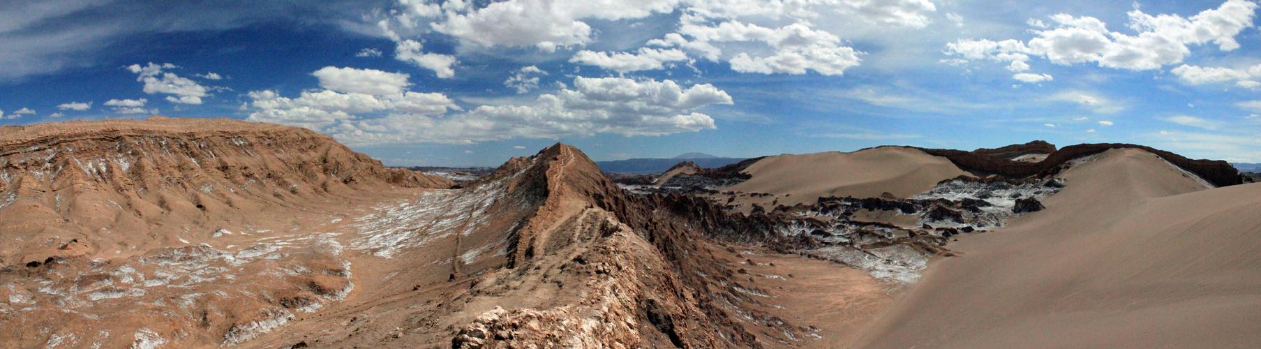 Valle de la Luna- San Pedro de Atacama