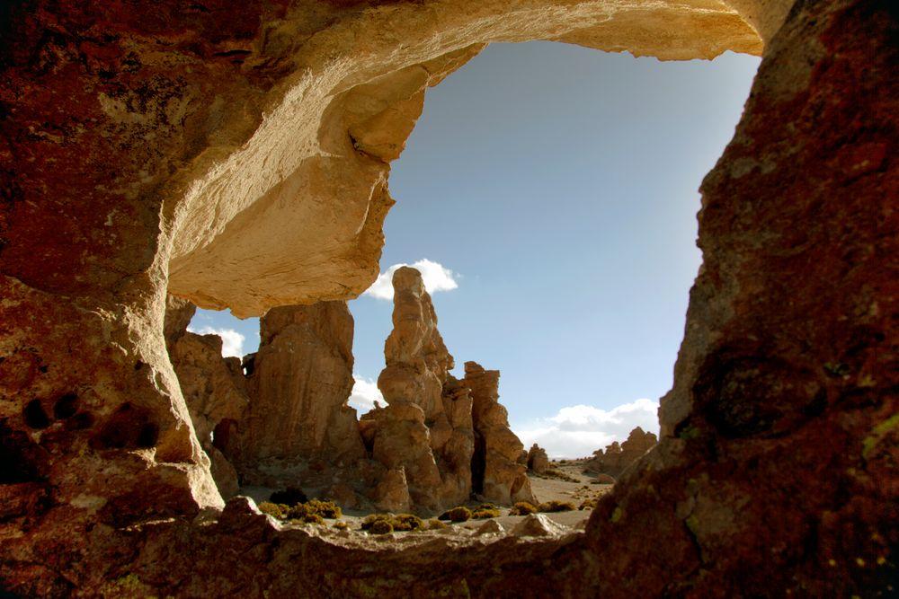 Valle de las Rocas nach Colchani