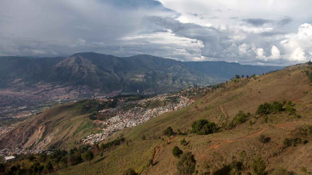 Valle de Medellin Norte