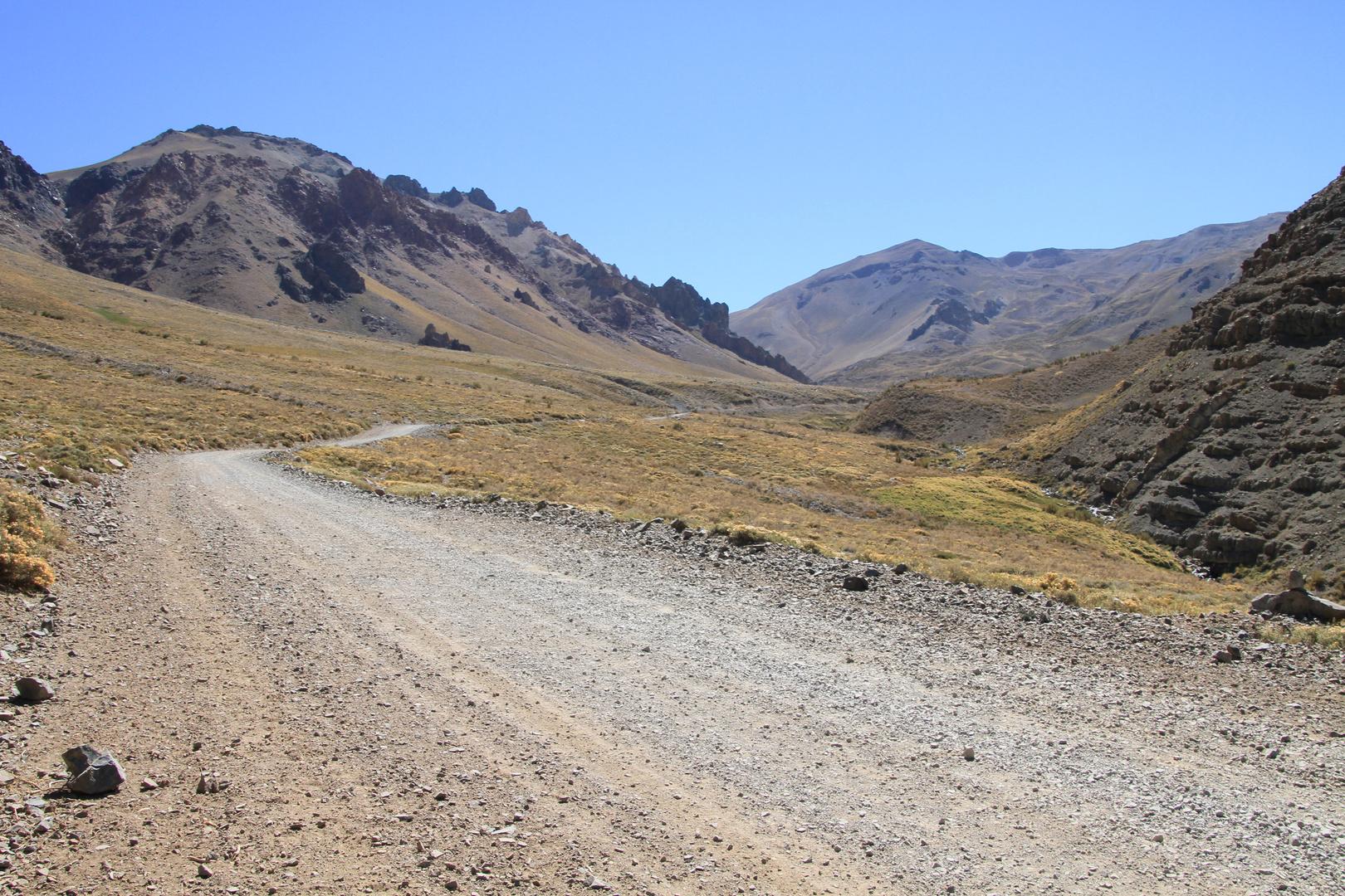 Valle Hermosa (Provinz Mendoza/Argentinien)