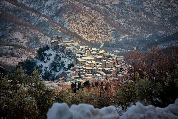 Valle Ustica, Licenza